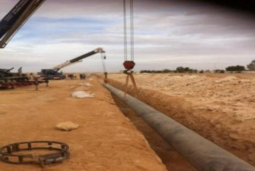 Supply & Installation Water Network